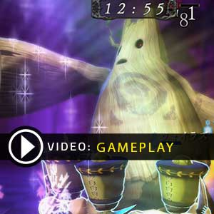 Nights of Azure Gameplay Video