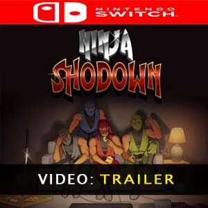 Buy Ninja Shodown Nintendo Switch Compare Prices