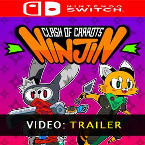 Buy Ninjin Clash of Carrots Nintendo Switch Compare Prices