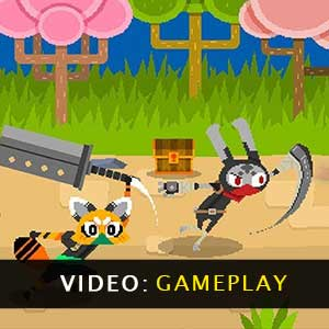 Ninjin Clash of Carrots Xbox One Gameplay Video