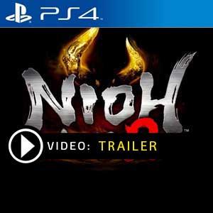 Nioh 2 PS4 Prices Digital or Box Edition