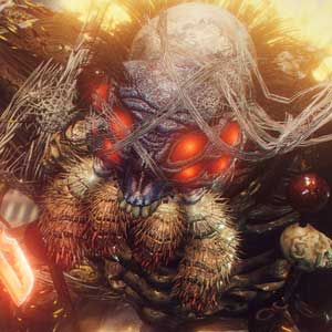 Nioh 2 The Complete Edition giant spider