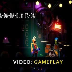No Straight Roads gameplay video