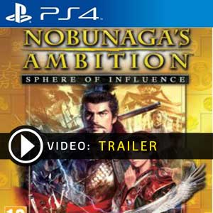 Nobunagas Ambition PS4 Prices Digital or Physical Edition