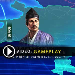 Nobunagas Ambition Taishi Gameplay Video