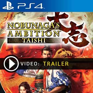 Nobunaga's Ambition Taishi PS4 Prices Digital or Box Edition