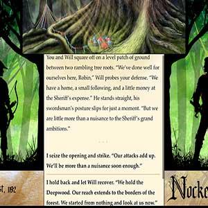 Nocked True Tales of Robin Hood