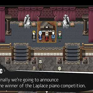 Laplace piano competition