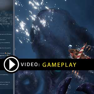 Northgard Lyngbakr Clan of the Kraken Gameplay Video