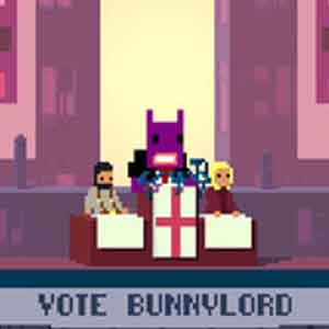 Not a Hero Vote Bunnylord!