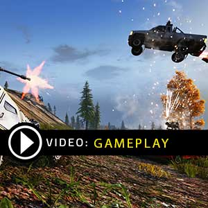 Not My Car Battle Royale Gameplay Video