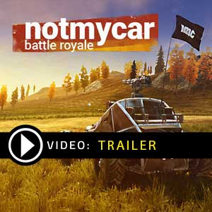 Buy Not My Car Battle Royale CD Key Compare Prices