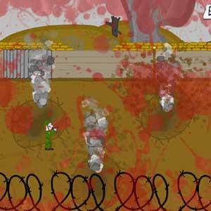 Splitscreen Zombie Survival Mode