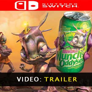 Oddworld Munch's Oddysee Nintendo Switch Prices Digital or Box Edition