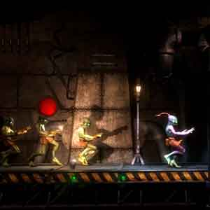 Oddworld New N Tasty - Save the Mudokons!