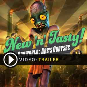 Buy Oddworld New N Tasty CD Key Compare Prices