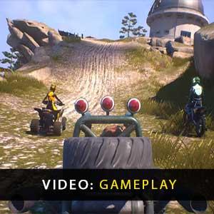 Off-road racing Gameplay Video