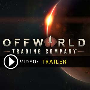 Buy Offworld Trading Company CD Key Compare Prices