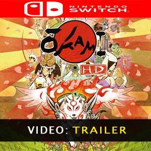 Okami HD Nintendo Switch Prices Digital or Box Edition
