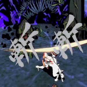 Amaterasu's magical abilities