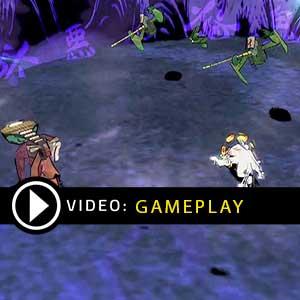 Okami Zekkeiban Nintendo Switch Gameplay Video