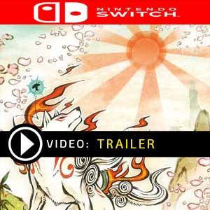 Okami Zekkeiban Nintendo Switch Prices Digital or Box Edition