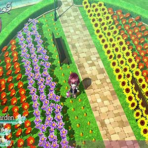 Omega Labyrinth Life -  garden and raising flowers