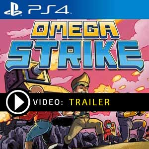 Omega Strike PS4 Prices Digital or Box Edition