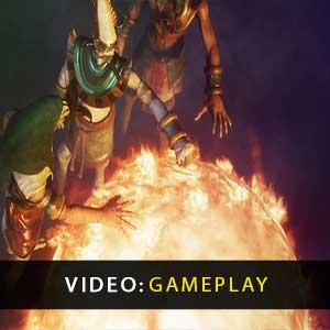 Omen Of Sorrow Gameplay Video