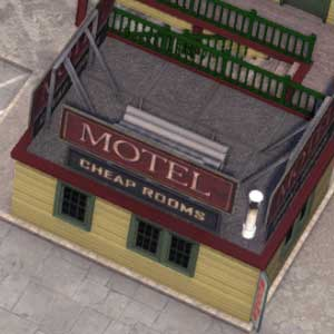 Omerta City Of Gansters - Motel