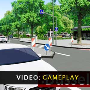 OMSI 2 Add-On Dusseldorf Gameplay Video