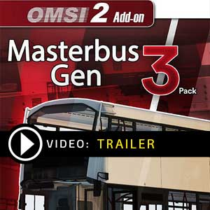 OMSI 2 Add-On Masterbus Gen 3 Pack