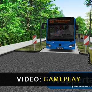 OMSI 2 Add-On Wuppertal Buslinie 639 Gameplay Video