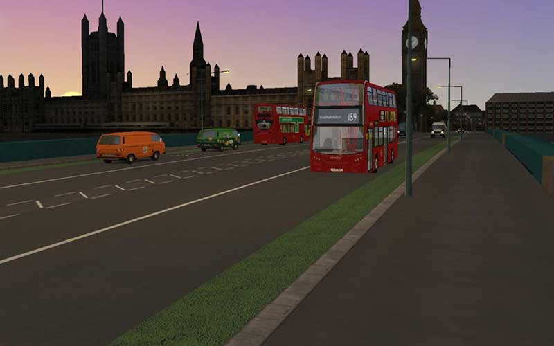 OMSI 2 London Add-On