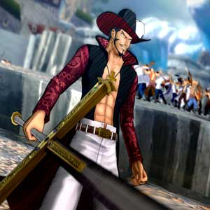 One Piece Burning Blood Xbox One Mihawk Paramount War