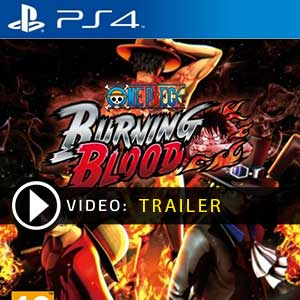 One Piece Burning Blood PS4 Prices Digital or Physical Edition