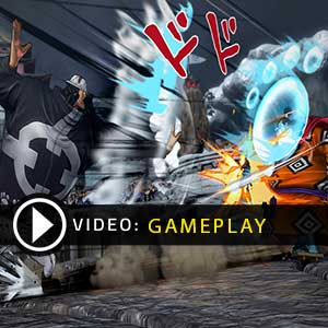One Piece Burning Blood Xbox One Gameplay Video