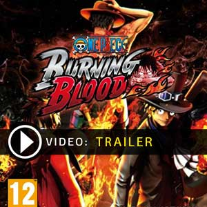 Buy One Piece Burning Blood CD Key Compare Prices