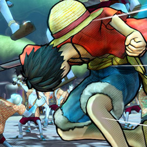One Piece Pirate Warriors 3 Luffy