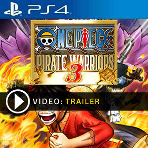 One Piece Pirates Warriors 3 PS4 Prices Digital or Physical Edition