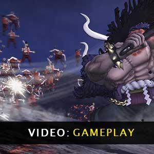 One Piece Pirate Warriors 4 Character Pass Gameplay Video