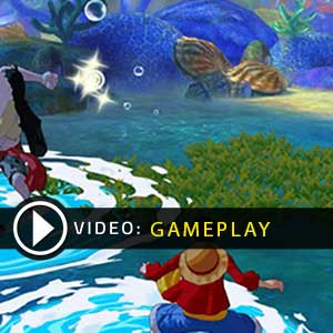 ONE PIECE Unlimited World Red Nintendo Switch Gameplay Video