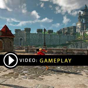 One Piece World Seeker PS3 Gameplay Video