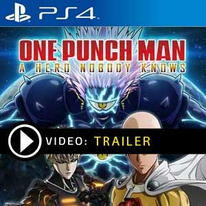 One Punch Man A Hero Nobody Knows PS4 Prices Digital or Box Edition