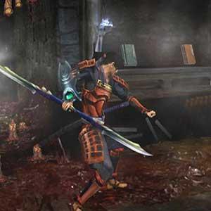 the Oni Gauntlet