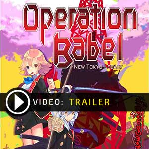 Buy Operation Babel New Tokyo Legacy CD Key Compare Prices