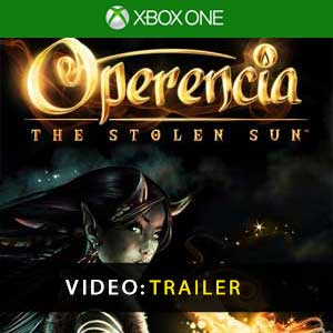 Operencia The Stolen Sun Xbox One Prices Digital or Box Edition