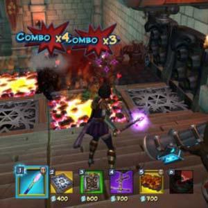 Orcs Must Die 2 - Combo