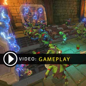 orcs must die unchained how to choose upgrade