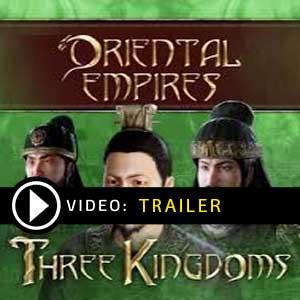 Buy Oriental Empires Three Kingdoms CD Key Compare Prices